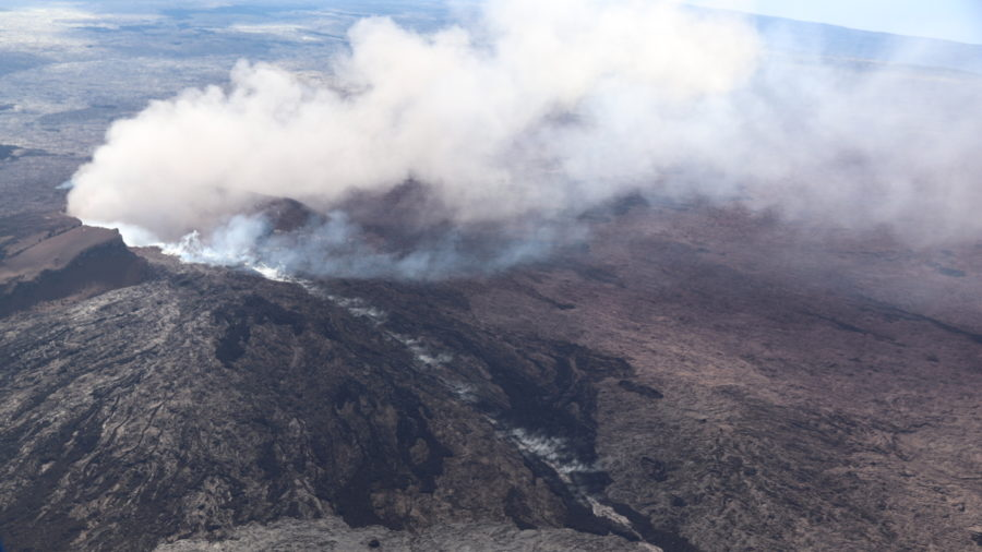 VOLCANO WATCH: End Of An Era At Pu'u O'o