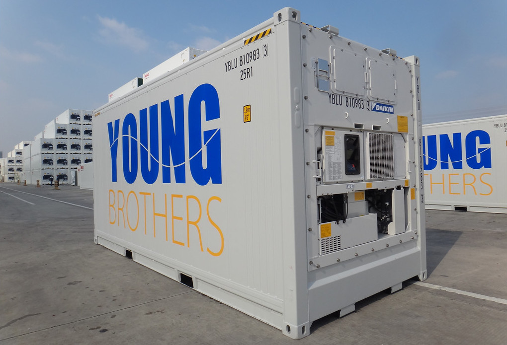 "Young Brothers Introduces Shipping ""Reefers"""