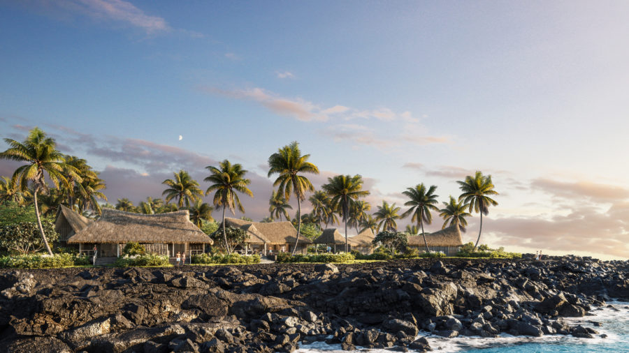 Kona Village Will Reopen In 2022, Under Rosewood Resorts