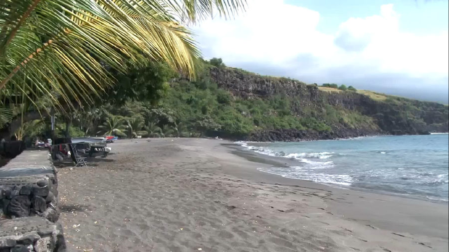 Ho'okena Beach Park Now Open After Water Line Repair