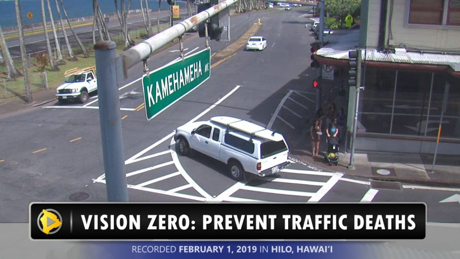 VIDEO: Vision Zero Aims To Prevent Traffic Deaths