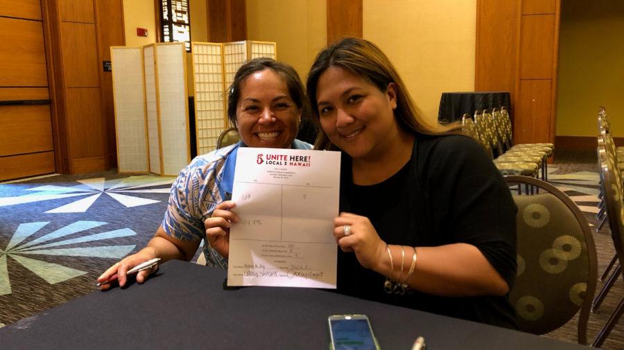 Waikoloa Beach Marriott Workers Ratify Union Contract