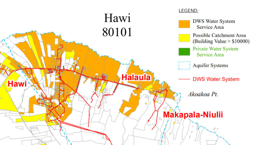 Emergency Water Restriction For Makapala In N. Kohala Cancelled