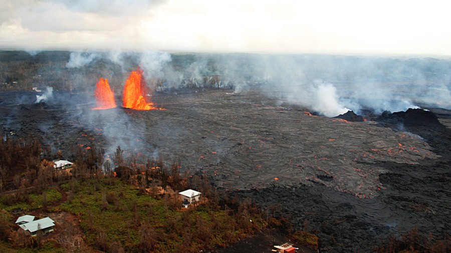 Volcano Watch: Past Geology Informs Length Of Eruptions