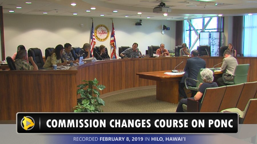 VIDEO: Commission Changes Course On PONC Fund