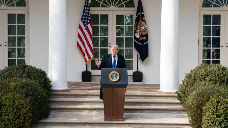 Hawaii Senators Vow To Fight Trump's Emergency Declaration For Border Wall