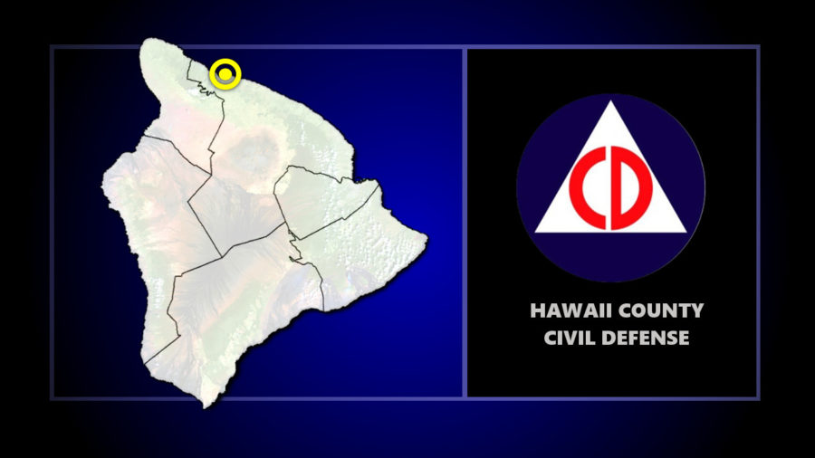 Landslide Closes Waipi'o Valley Access Road