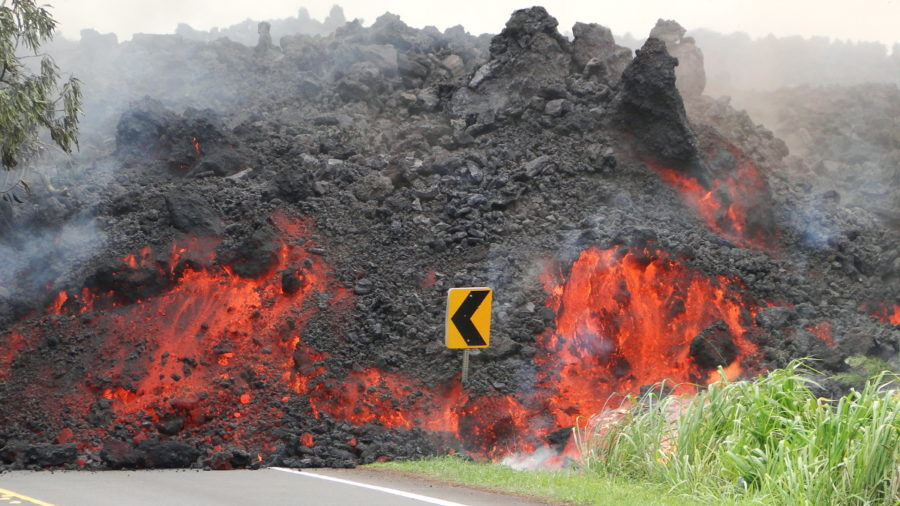 VOLCANO WATCH: How Long Does It Take A Lava Flow To Cool?