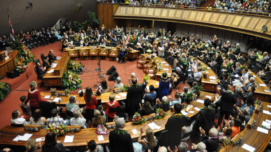 State Lawmakers To Hold Big Island Meetings During Recess