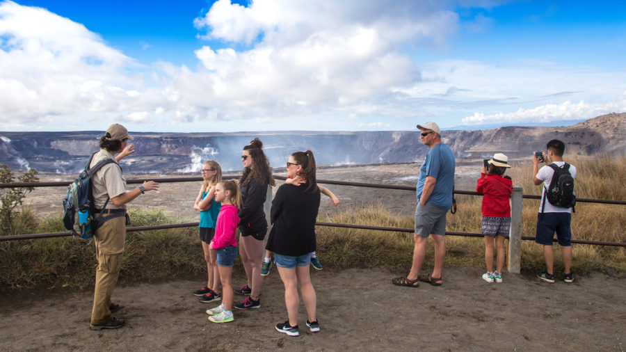 April Events At Hawaii Volcanoes Include National Park Week