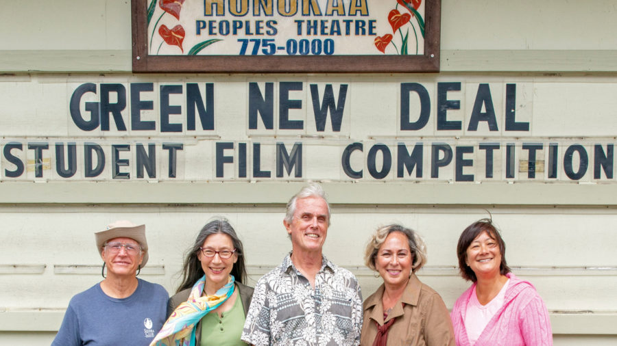 Green New Deal Student Film Competition Coming To Hawaii