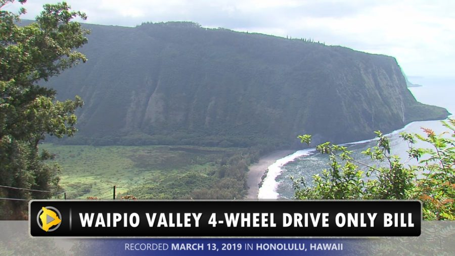 VIDEO: Can Visitors Be Prohibited From Entering Waipio Valley?
