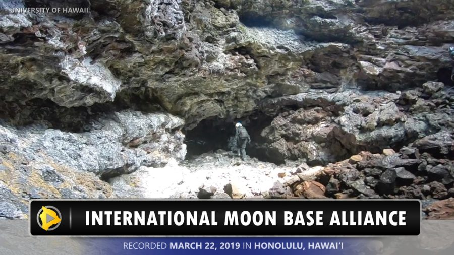 VIDEO: Senate Considers Moonbase Alliance, Big Island Industry Study