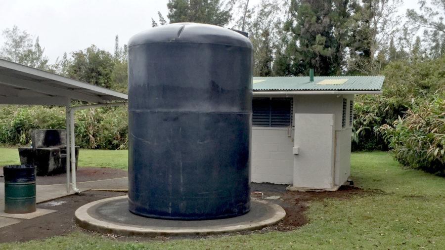 Glenwood Park Closed After 3,000 Gallon Water Tank Stolen