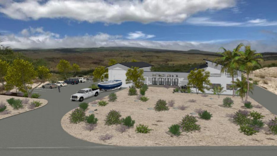 Marine Science Center Planned For Kawaihae Harbor