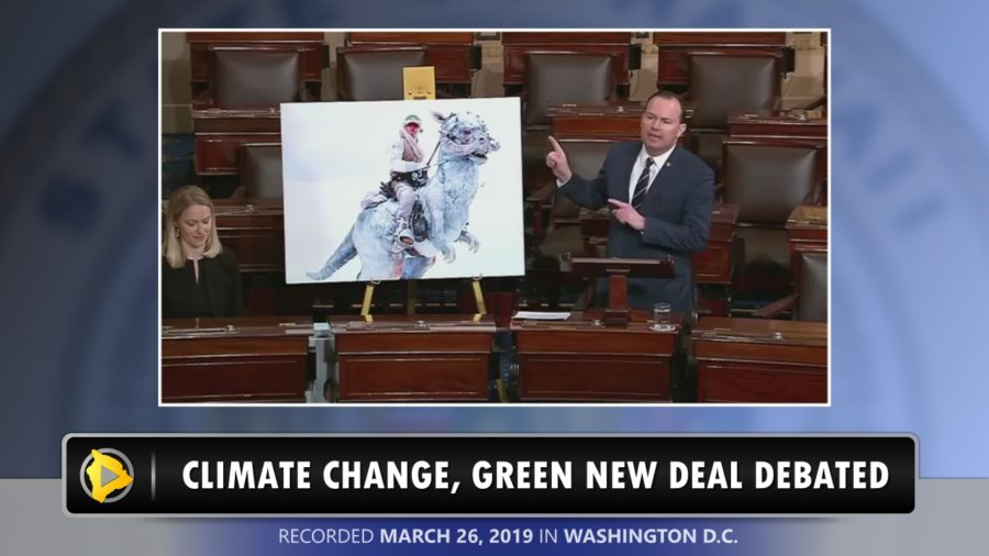 VIDEO: Hawaii Senate Dems Battle GOP Over Green New Deal, Climate Change