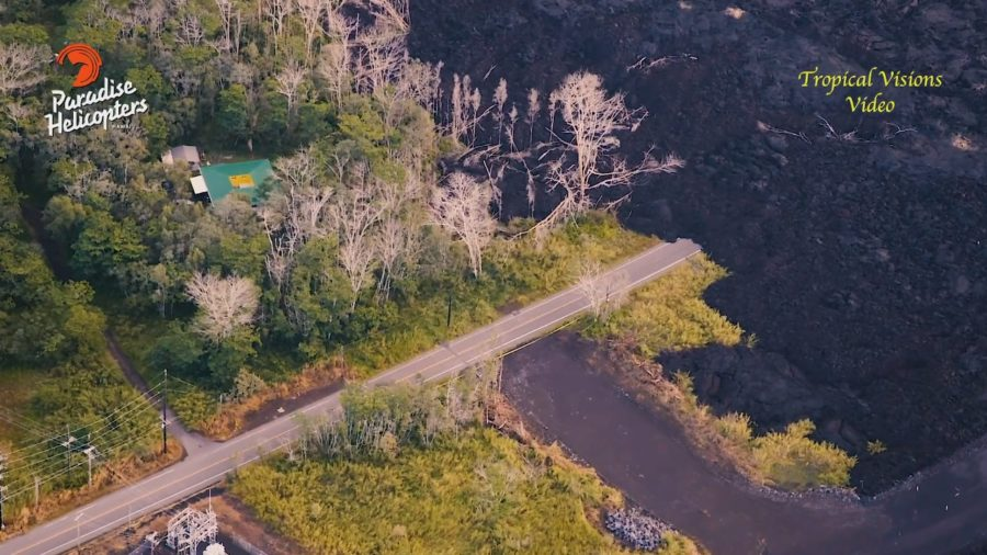 VIDEO: Volcano Alert Change Affirms Puna Road Recovery, Residents Say
