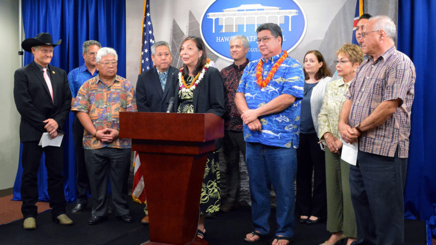 Hawaii Legislature Passes $60 Million Kilauea Disaster Relief Bill
