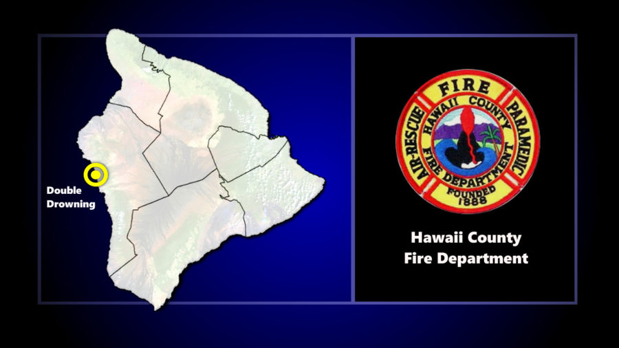 Double Drowning Reported Off Keauhou Resort