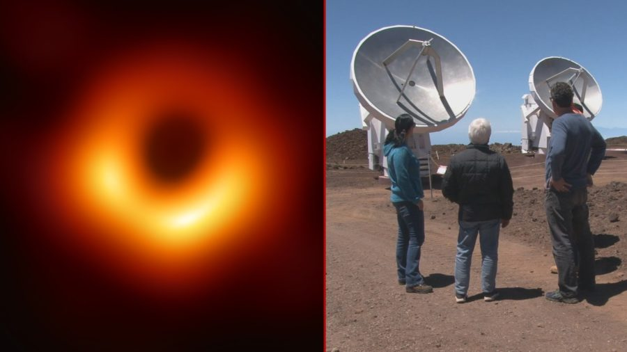 VIDEO: Hawaii Helps See, Name Black Hole