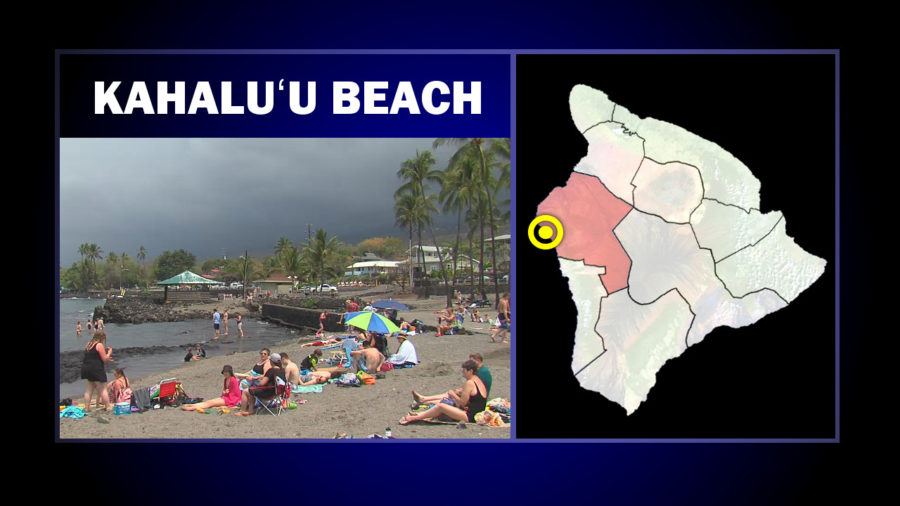 Kahalu'u Beach Park To Close For Anticipated Coral Spawning