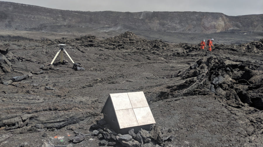 Volcano Watch: Scientists Detail Challenges In Lava Thickness Survey