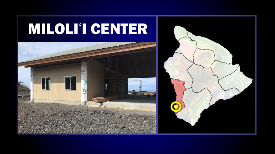 Funding Rolls In For Milolii Community Center
