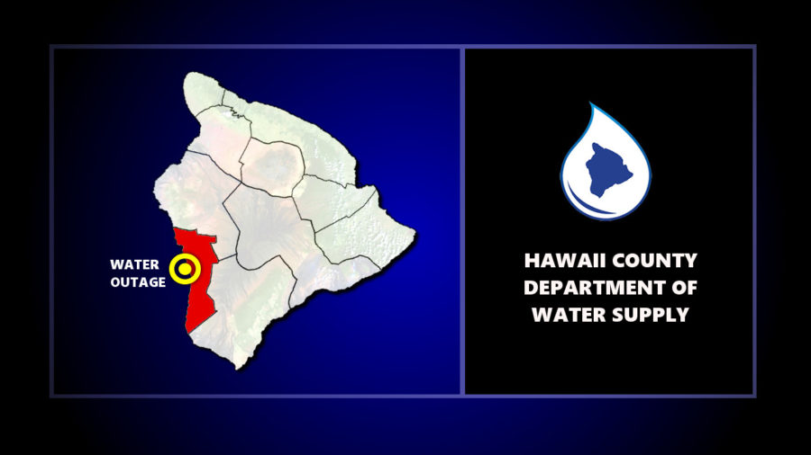 South Kona Water Restriction Cancelled