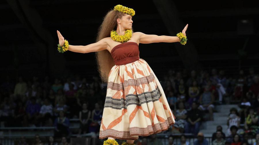 Merrie Monarch Festival 2019 Miss Aloha Hula Winner