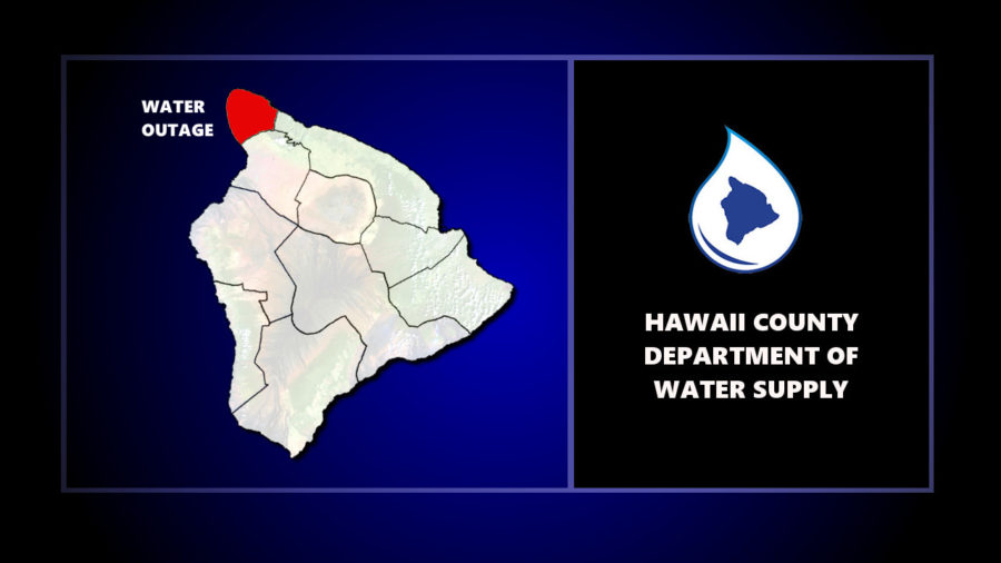 North Kohala Water Outage Closes Two Schools