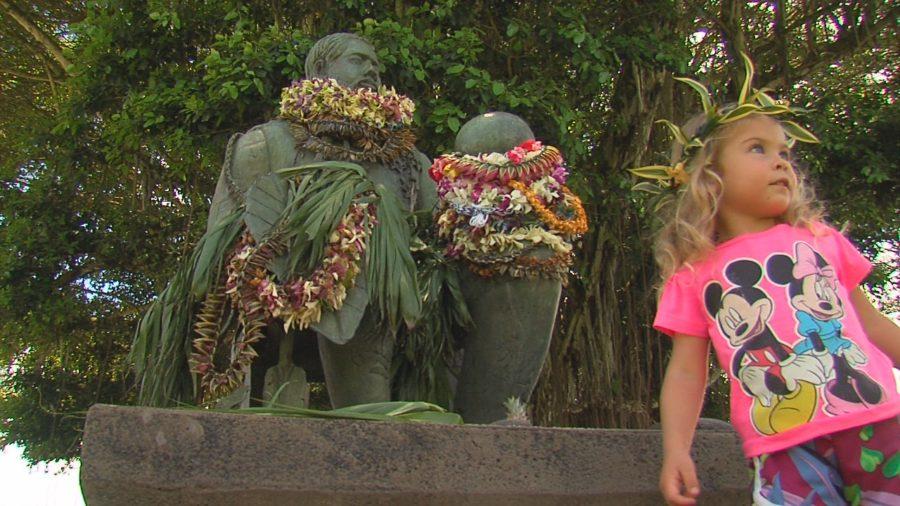 May Day Held At Kalakaua Park In Hilo