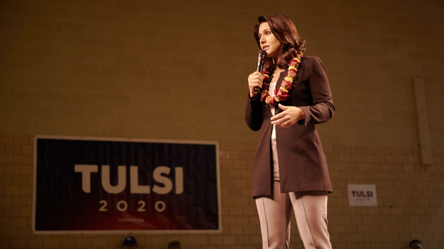 Tulsi 2020 Presidential Campaign Promises National Lei Day