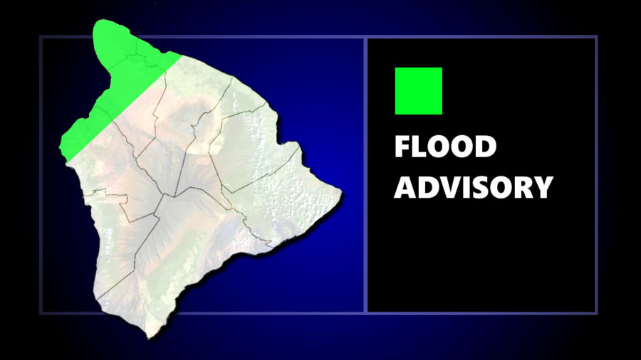 Flood Advisory In Effect, Landslide Reported