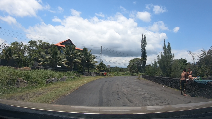 VIDEO: County Moves To Close Keaukaha Road At Night