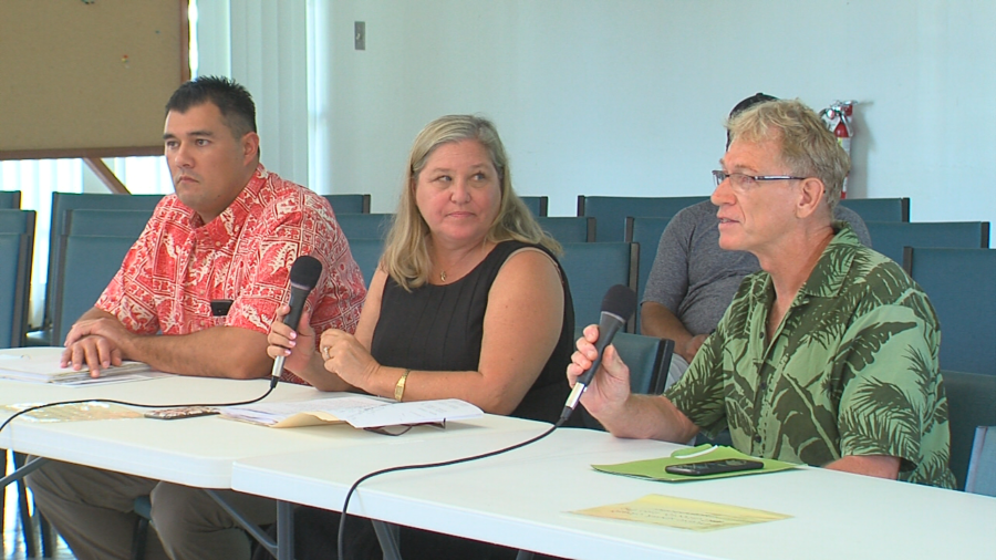 VIDEO: Despite Road Ownership Issue, Puna Verizon Tower Gets Approval