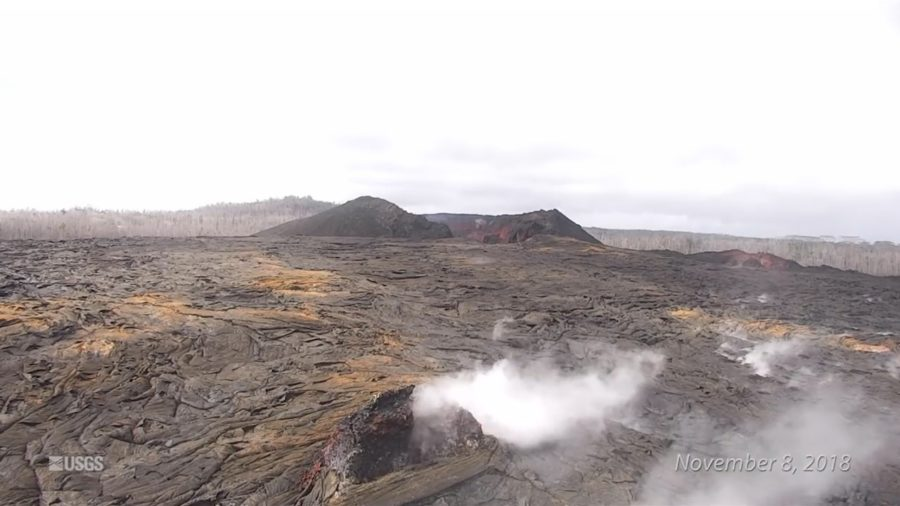 Fissure 8 Naming Meetings Set For Hawaii Island