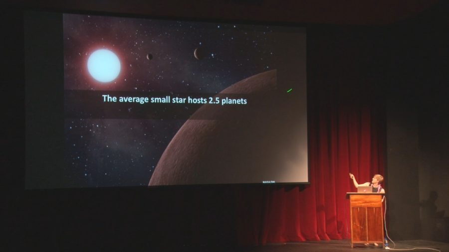 VIDEO: Astronomer Searches For Distant Worlds That Could Support Life