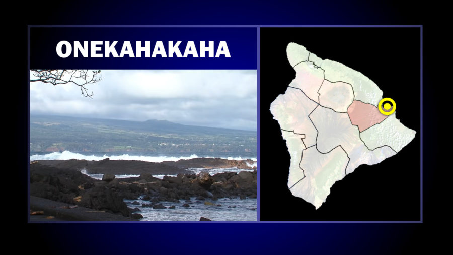 Drowning Reported Off Onekahakaha Beach Park