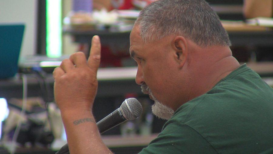 VIDEO: Kaniho Testifies On DHHL Aina Mauna Issues