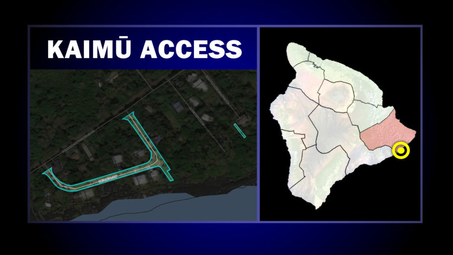 VIDEO: Report On Kaimu Ocean Access Suggestions