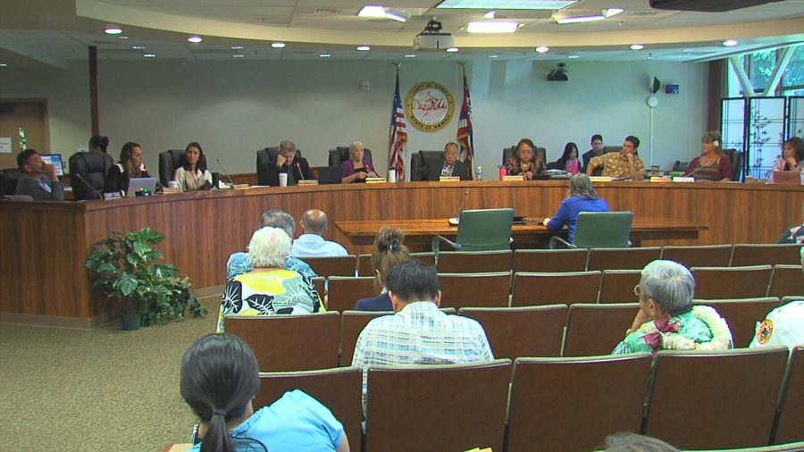 VIDEO: Council Votes To Increase Contingency Relief Funding