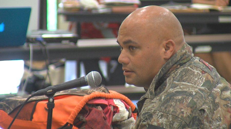 VIDEO: Hunter Tjaye Forsythe Testifies At Hawaiian Homes