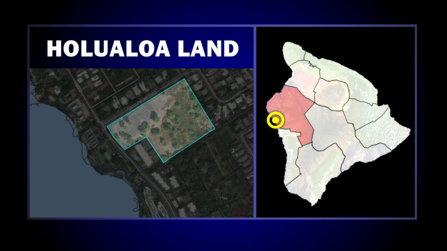 VIDEO: 6.86-acre Holualoa Land Parcel Examined By PONC