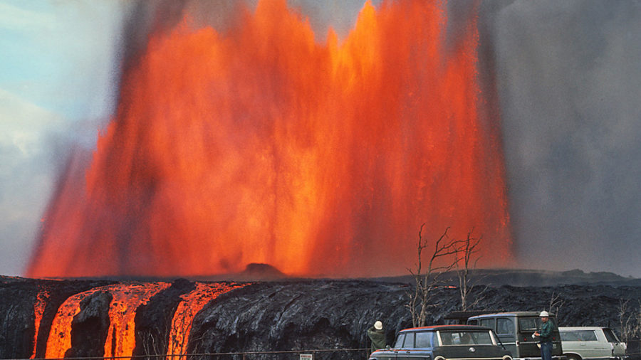 VOLCANO WATCH: Today Marks 50th Anniversary of Mauna Ulu Eruption