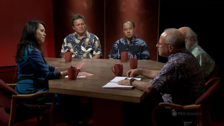VIDEO: Puna Geothermal Debated In Hour-Long PBS Hawaii Program