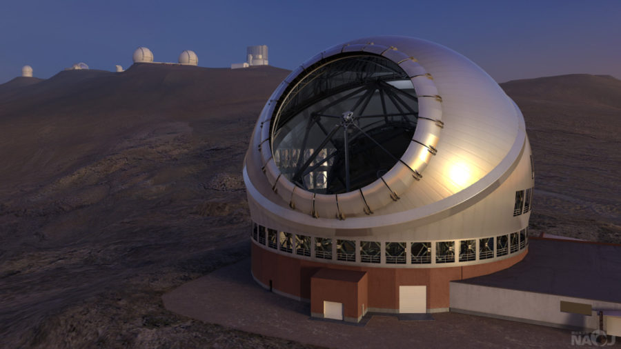 Thirty Meter Telescope Hearing Set For Storm Water Discharge Permit