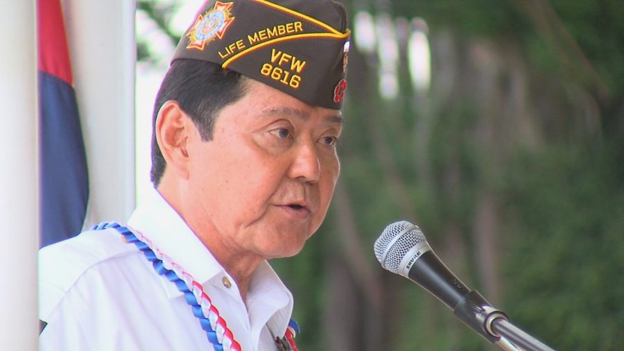 VIDEO: Wayne Yoshioka On The 1942 Sinking Of US Transport Frank