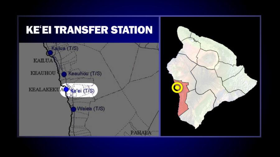 Keʻei Transfer Station Greenwaste Site Reopens