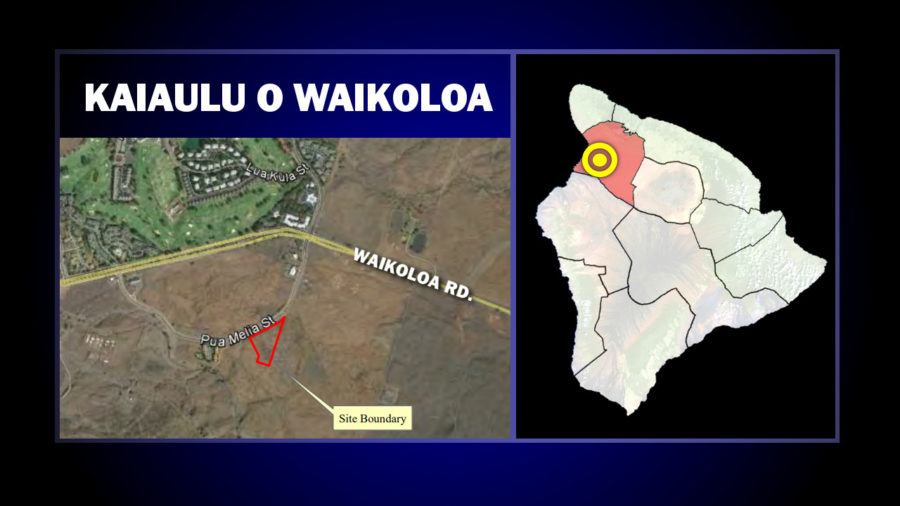 60 Affordable Rental Units Proposed For Waikoloa