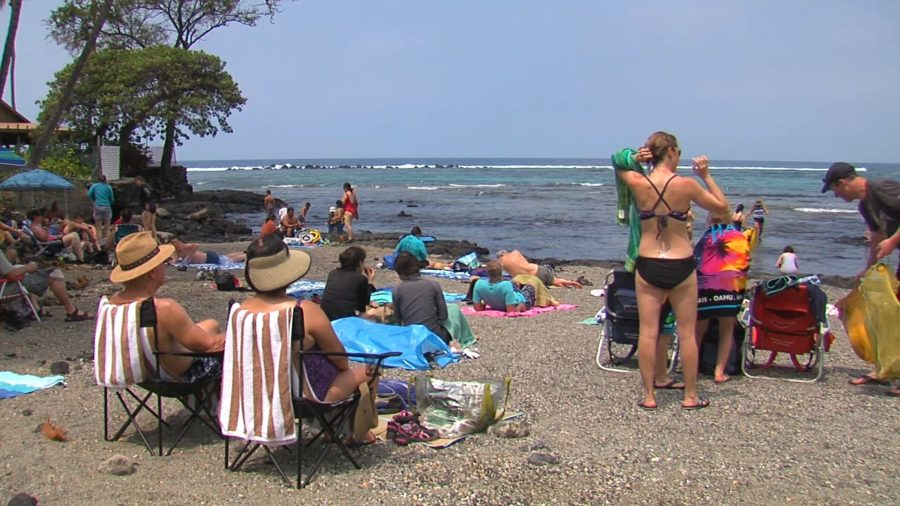 Sunscreen Swap Out Set For Kahaluʻu Bay This Saturday